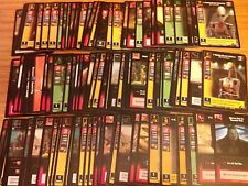 Star Wars Young Jedi TCG Menace of Darth Maul Lot of 100 - Group K