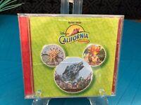RARE 2001 MUSIC FROM DISNEY'S CALIFORNIA ADVENTURE Theme Park CD Mint Import NM