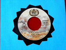 JYVE FYVE~ ALL I EVER DO IS DREAM ABOUT YOU~ A KILLER~ PROMO~ NEAR MINT~ SOUL 45