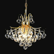 New! Crystal Chandelier Toureg Gold 6 Lights 16X20