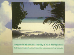 Relaxation therapy pain relief meditation help with sleep autogenics CD 38 mins