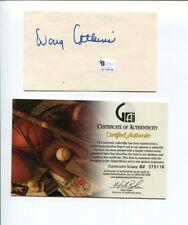Doug Atkins Chicago Bears Browns Tennessee Volunteer HOF Signed Autograph COA
