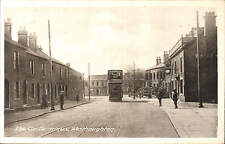 Westhoughton. The Tram Car Terminus.