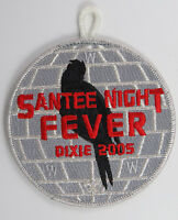 "OA Lodge 116 Santee R3 Disco Ball; RED ""Santee Night Fever"" Dixie 2005 [D1702]"