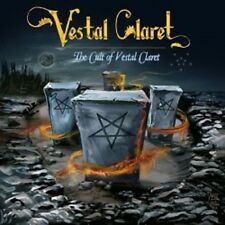 VESTAL CLARET - The Cult of Vestal Claret (NEW*EPIC/OCCULT DOOM METAL*CANDLEMASS