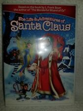 The Life  Adventures of Santa Claus (DVD, 2011)