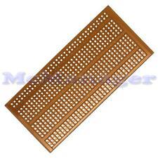 Pre perforati in bachelite 1.2mm Lato Singolo Rame Prototipo Matrice PCB Board 50x100