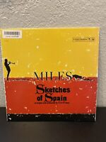 Miles Davis Sketches Of Spain CL1480 Mono 6 Eye