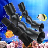 Flexible Aquarium Water Outlet Duckbill Return Pipe End Nozzle Tackle 20/25mm