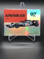 2020 Topps Chrome Formula 1 F1 Racing World on Wheels - ALPHATAURI AT01 #54W-21