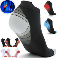 Plantar Fasciitis Compression Socks Foot Copper Ankle Support Sport Therapy Pain