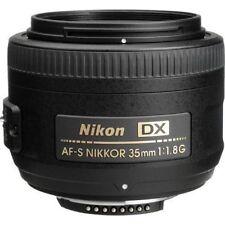 Obiettivi asferici Apertura massima F/1.8 per fotografia e video per Nikon