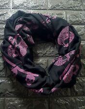 Blogger Wow Skull Neckerchief Scarf XXL 5 Colors Cloth Loop Insta Skull