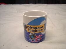 Off Shore Engineer 35 Anniversary 2004 Reliant Center Texas 8 oz Coffee Cup