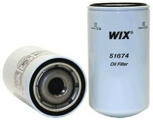 Oil Filter 51674 Wix