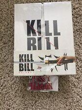Kill Bill Vol. 1 Blu-ray Steelbook NovaMedia One Click Box  + Keychain #42/500