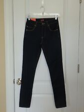 "DELIA'S Liv Hi-Rise Dark Wash Jegging Size 4 Regular 30"" Length"