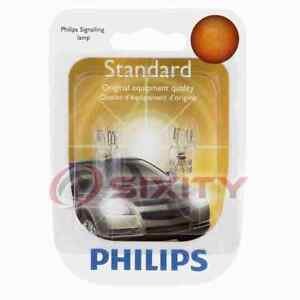 Philips Front Side Marker Light Bulb for Kia Amanti Forte Forte Koup Forte5 el