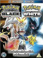 Pokemon - The Movie - Nero/Bianco (2 Film) DVD Nuovo DVD (8288750)