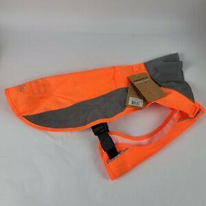 Arcadia Trail Rain Coat High Visibility Waterproof Size Medium Girth 23-27 inch