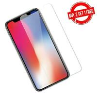 iPhone 11 | 11 Pro | 11 Pro Max Quality Clear Tempered Glass Screen Protector