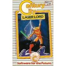 Laser Lord for Spectrum by Century City on Tape