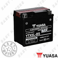 BATTERIA YUASA YTX5L-BS PEUGEOT SPEEDFIGHT 100 1997>2000