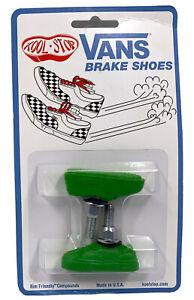 Kool Stop Vans Shoe Brake Pads BMX Bike Brakes New Threaded Post Assorted Colors