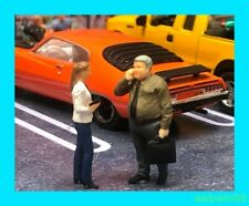 2 CITIZEN 1:64 Figure SET G HH SCENES RM excluded car