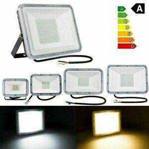 LED Floodlight Outside Light 10W-1000W Security Flood Lights IP67 Outdoor RGB