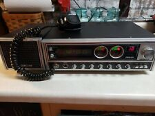 President Dwight D Cb Radio base Working with the external speaker and hand mic