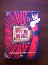 MOULIN ROUGE - 2 DVD - ED ESPECIAL CASEBOOK - DESCATALOGADA SOLD OUT - DE CULTO