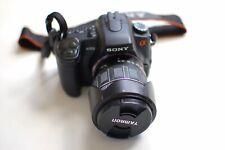Sony Alpha A300 DSLR Kit 10MP Spiegelreflex Digitalkamera Fotoapparat Camera Cam