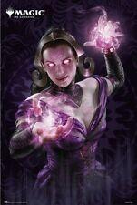 Magic The Gathering - Gaming Poster (Liliana Vess - Planeswalker - Mtg)