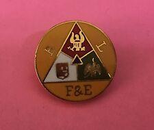 Railroad Hat-Lapel Pin/Tac -(BLF&E) Bro. of Loco Firemen & Engineers  #1461-NEW