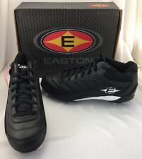 Easton Men's Baseall Cleats Assist Mid Black Style M33196 NEW NOS Pick Your Size