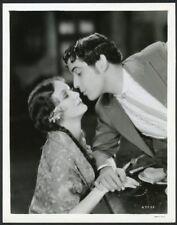 "RAMON NOVARRO + DOROTHY JORDAN Original Vintage 1930 Photo ""CALL OF THE FLESH"""
