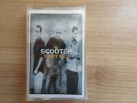 Scooter – Sheffield Rare Korea Sealed Cassette Tape NEW