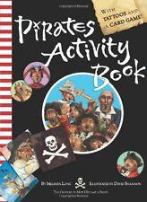 Pirates Activity Book by Melinda Long