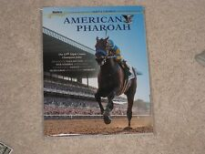 2015- Blood-Horse Commemorative Triple Crown Collector's Issue American Pharoah