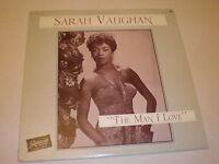 Sarah Vaughan LP The Man I Love