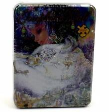 MasterPieces Josephine Wall Tin Snow Queen Jigsaw Puzzle 1000 Anime SEALED Worn