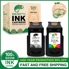 PG-210XL CL-211XL Printer Ink Cartridges For Canon PIXMA MX340 IP2702 MP495
