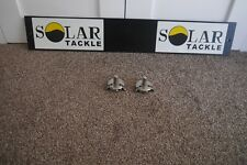 SOLAR STAINLESS SOD POD LEG AND UPRIGHT FITTINGS USED CARP FISHING TACKLE GEAR