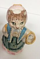 Cousin Ribby Beatrix Potter Figurine Beswick Gold Oval
