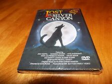 LOST IN SILVER CANYON PLUS The Red Bicycle Family Friendly Drama DVD SEALED NEW