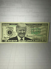 2016 ELECTION HILLARY CLINTON ONE MILLION DOLLARS UNC NOVELTY MONEY NOTE