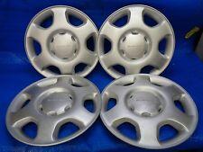 1 SET Subaru Legacy 14in hubcap wheel cover 1998 1999 OEM 60530 Silver *