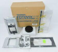 Tamron 22Z 60Wp Conversion Lens For 35mm Film, Box For Fotovix Ii-X Euc