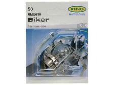 Ring Motorradlampen S3 12 Volt 15W RMU610 P26s ++Neu ++